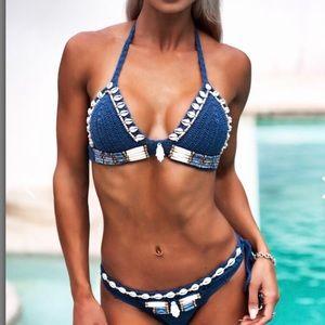 Gorgeous! Bikini, Handmade Crochet🆕